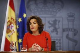 """Santamaría, si se ve con fuerzas para seguir en el Gobierno: """"Sigo fiel a mi esencia. No me voy a merendar la cena"""""""