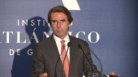 Aznar: Hay menos tolerancia al populismo pero no se tiene claro cómo actuar con él