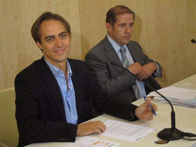 Álvaro Gijón Y Gabriel Vallejo