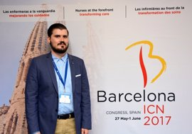 El español Julián Vadell, nuevo presidente de la Asociación Europea de Estudiantes de Enfermería