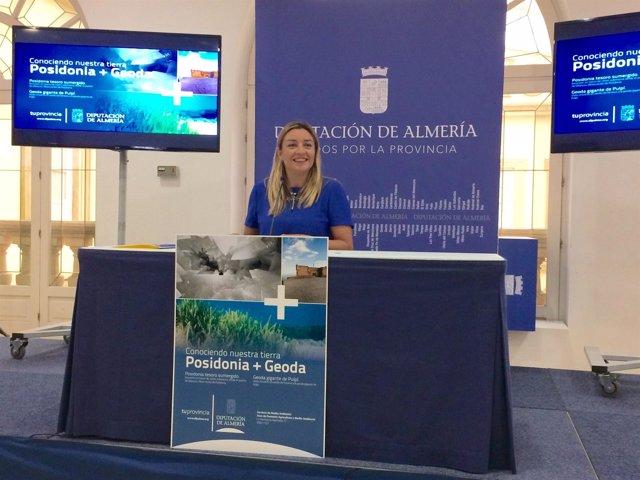 La iniciativa pretende concienciar del valor de la Posidonia oceánica y la Geoda