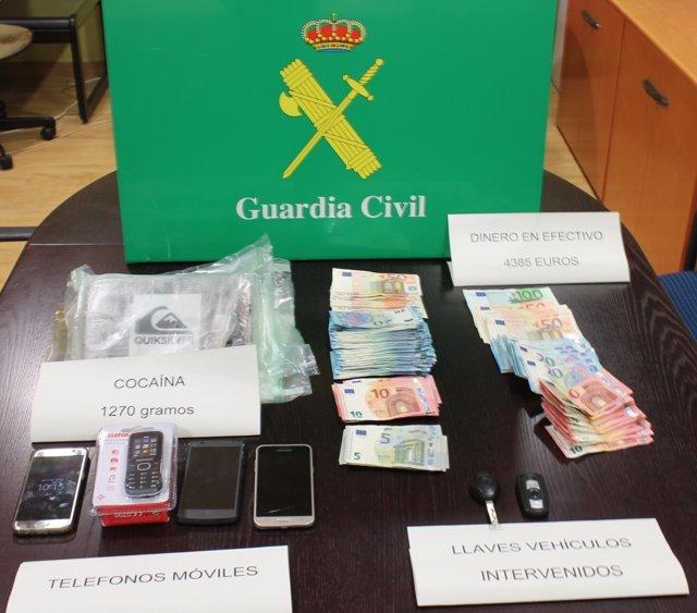 Operación Nikala con dos detenidos en A Coruña