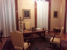La residencia estival pontificia de Castelgandolfo abre sus puertas al público como museo