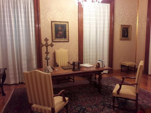 Residencia Pontificia de Castengandolfo