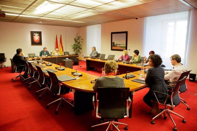 Comisión de investigación sobre CAN en el Parlamento