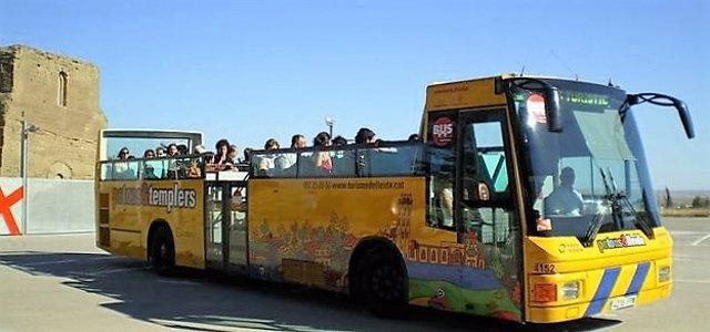 Bus turístico de Lleida
