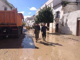 Protección Civil avisa por fuertes lluvias a la mitad sur, Cataluña y Baleares