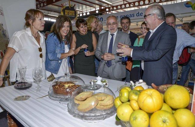 El presidente del Cabildo presente hoy en 'Gran Canaria  Me Gusta'