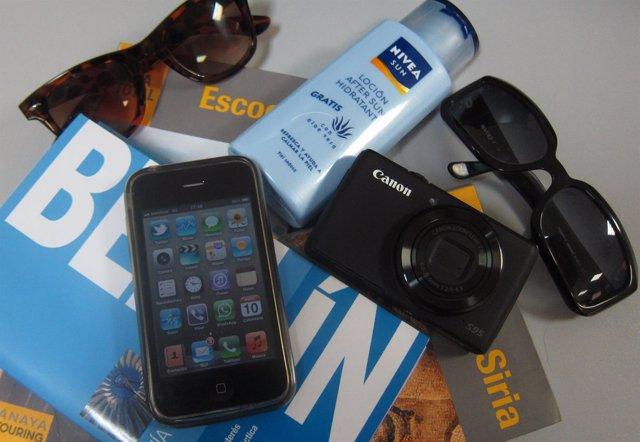 Apps para el verano iPhone