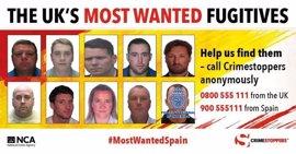 Detenido en Málaga un pedófilo considerado uno de los fugitivos más buscados por Reino Unido