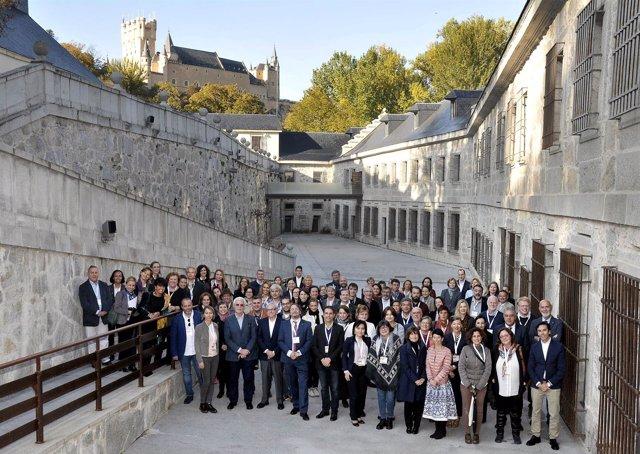 Celebración del II Encuentro Europeo de Asociaciones de Patrimonio Mundial