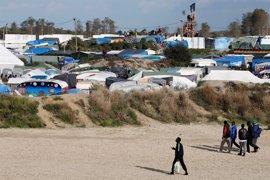 Las autoridades francesas comenzarán a evacuar el lunes 'La Jungla' de Calais