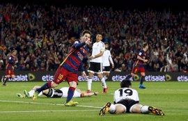 Un Barça crecido reta al nuevo Valencia de Prandelli