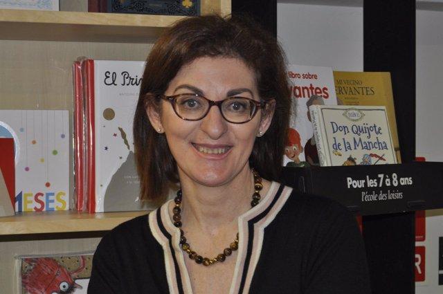 La escritora y eurodiputada de UPyD Maite Pagazaurtundua.