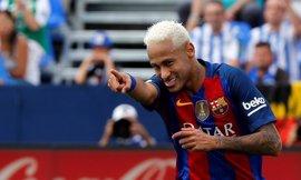 """Neymar: """"Estamos haciendo historia con el Barça pero queremos más"""""""