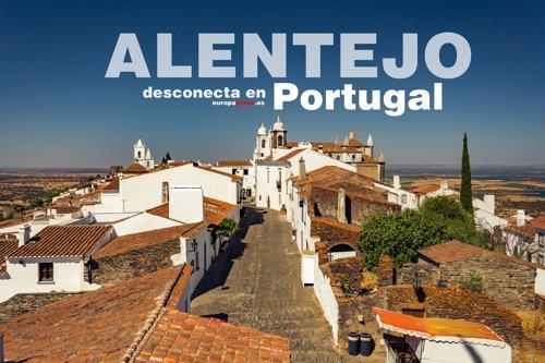 Alentejo, desconecta en Portugal
