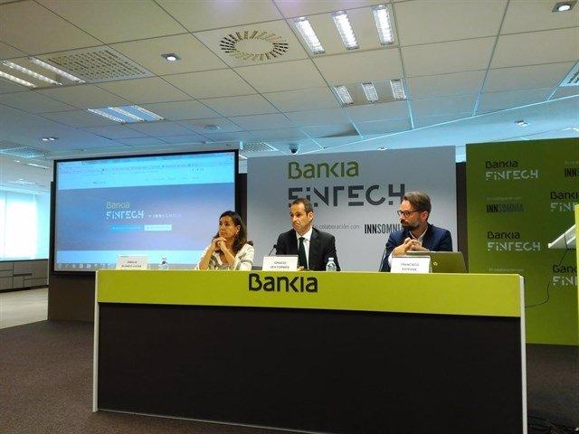 Presentación de Bankia Fintech