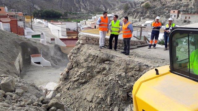 Obras en Terque (Almería)