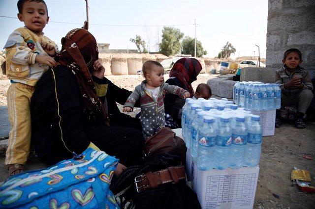 Save the Children - Irak