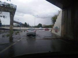 Contabilizadas 520 incidencias por las lluvias en Andalucía, el 85% en Sevilla