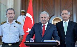 Turquía advierte de que no está satisfecha con la función del PKK y las milicias chiíes en Irak