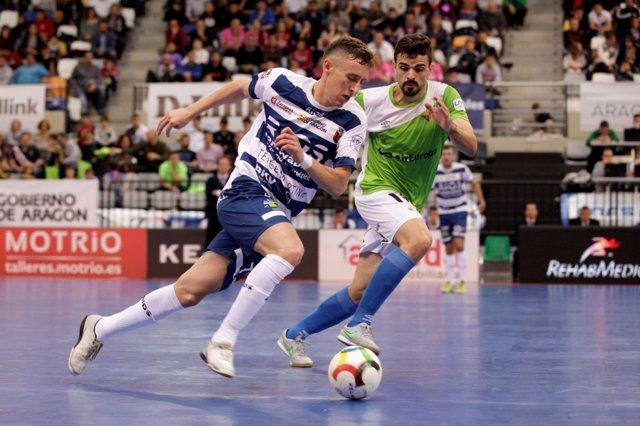 El Palma Futsal se coloca líder de la LNFS