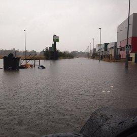 El temporal de lluvias deja un fallecido y más de 560 incidencias en Andalucía