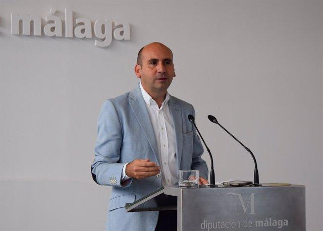 Francisco Conejo Diputación