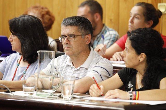 El concejal Juan José Méndez.