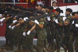 Defensa distribuye una guía para agilizar las denuncias de acoso sexual en el Ejército