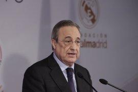 """Florentino Pérez: """"El nuevo Bernabéu será un estadio más eficiente y sostenible"""""""