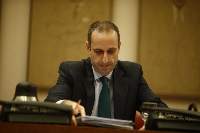 El presidente del Fondo de Reestructuración Ordenada Bancaria (FROB)