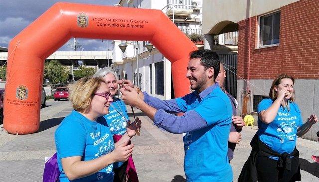 Marcha por la Diversidad en Granada