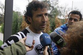 Luis Milla, destituido como entrenador del Real Zaragoza