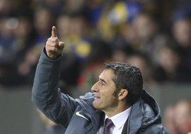 """Valverde: """"El Real Madrid puede hacer gol en cualquier momento"""""""