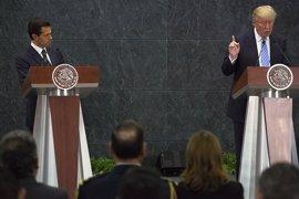 """Peña Nieto reconoce que su reunión con Trump pudo haber tenido lugar """"de una mejor manera"""""""