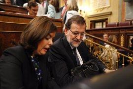 """Rajoy tilda de """"muy razonable"""" la abstención  del PSOE y ve margen para llegar a acuerdos con """"voluntad política"""""""