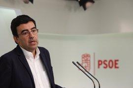 """Jiménez (PSOE) dice que la abstención no admite interpretación y si el PSC no la acata habrá que """"evaluar"""" la situación"""