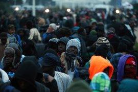 El desalojo de la 'Jungla' de Calais, en imágenes