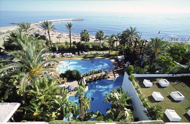 Hotel en la Costa del Sol