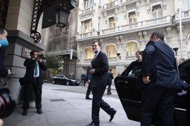 """Rajoy, sobre la fecha de la investidura: """"Aún no lo sabemos. Lo tiene que decidir la presidenta del Congreso"""""""