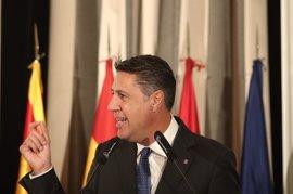 """Albiol espera """"consecuencias"""" judiciales para el Ayuntamiento de Badalona por el 12 de octubre"""