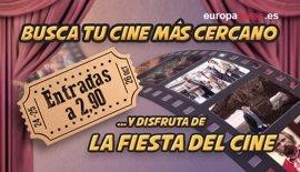Cines adheridos a la Fiesta del Cine octubre 2016 | Buscador
