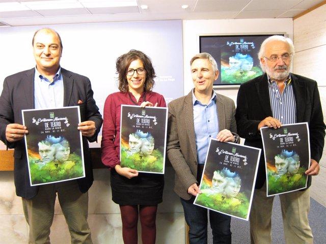Presentación del Garnacha de Rioja