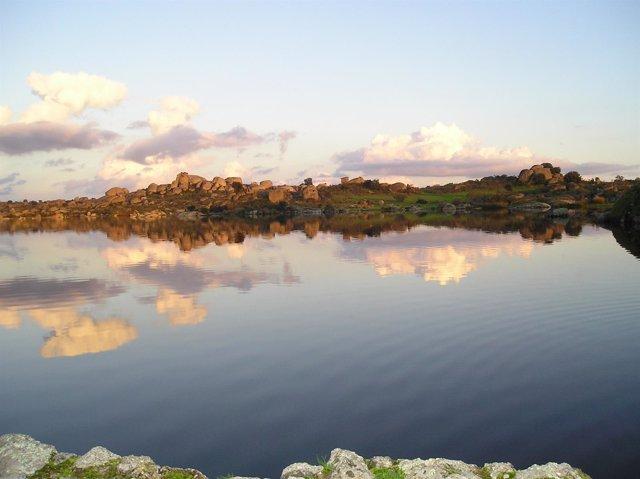 Paraje Natural de Los Barruecos donde se grabará Juego de Tronos