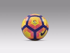 El balón de invierno de Nike se estrena este fin de semana en LaLiga