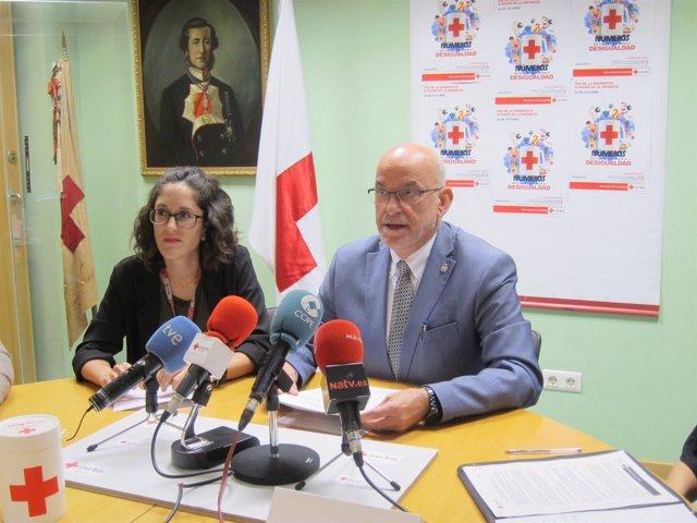 Sarah Macho y Pedro García Dévora