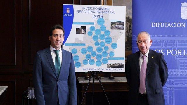 Diputación actualiza la información de la Encuesta Provincial  Infraestructuras.