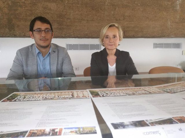Negueruela presenta jornadas de debate sobre urbanismo y comercio