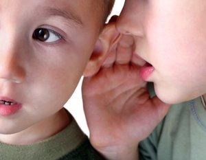 Estimular la escucha y el sentido del oído
